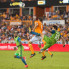 : Down but not out: Dynamo drop home playoff opener 2-0, need huge effort in Seattle to advance