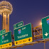 Teresa Gubbins: One leg of I-35 freeway construction in downtown Dallas is now complete
