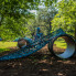 Brianna Caleri: Playful new interactive installation climbs into Austin's hike-and-bike trail