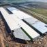 John Egan: New photos show construction of Tesla's Austin Gigafactory is in high gear