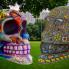 Steven Devadanam: Massive IG-worthy skulls dominate downtown in time for Día de los Muertos