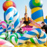 Steven Devadanam: World's largest bounce house springs into Houston for 2 hoppin' weekends