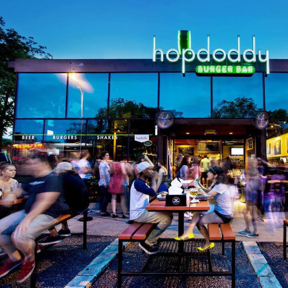 Hopdoddy South Congress