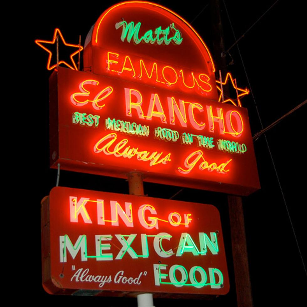 Austin Photo: Places_Food_Matt's Famous El Rancho