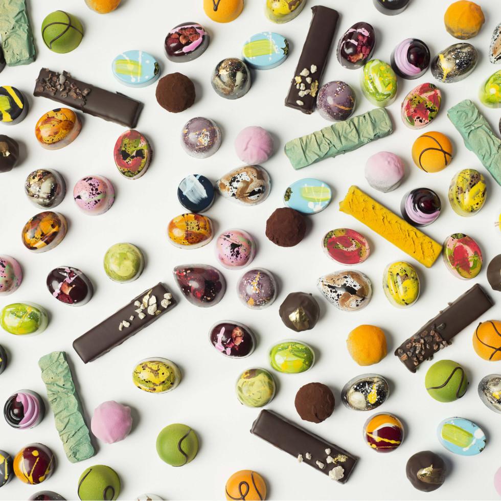 Kate Weiser chocolates