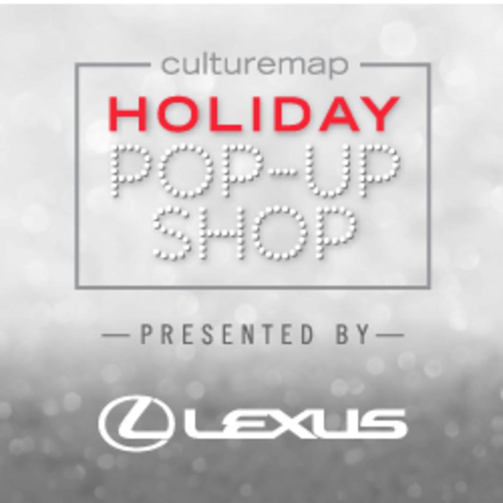 Houston Holiday Pop-up Shop Social Image