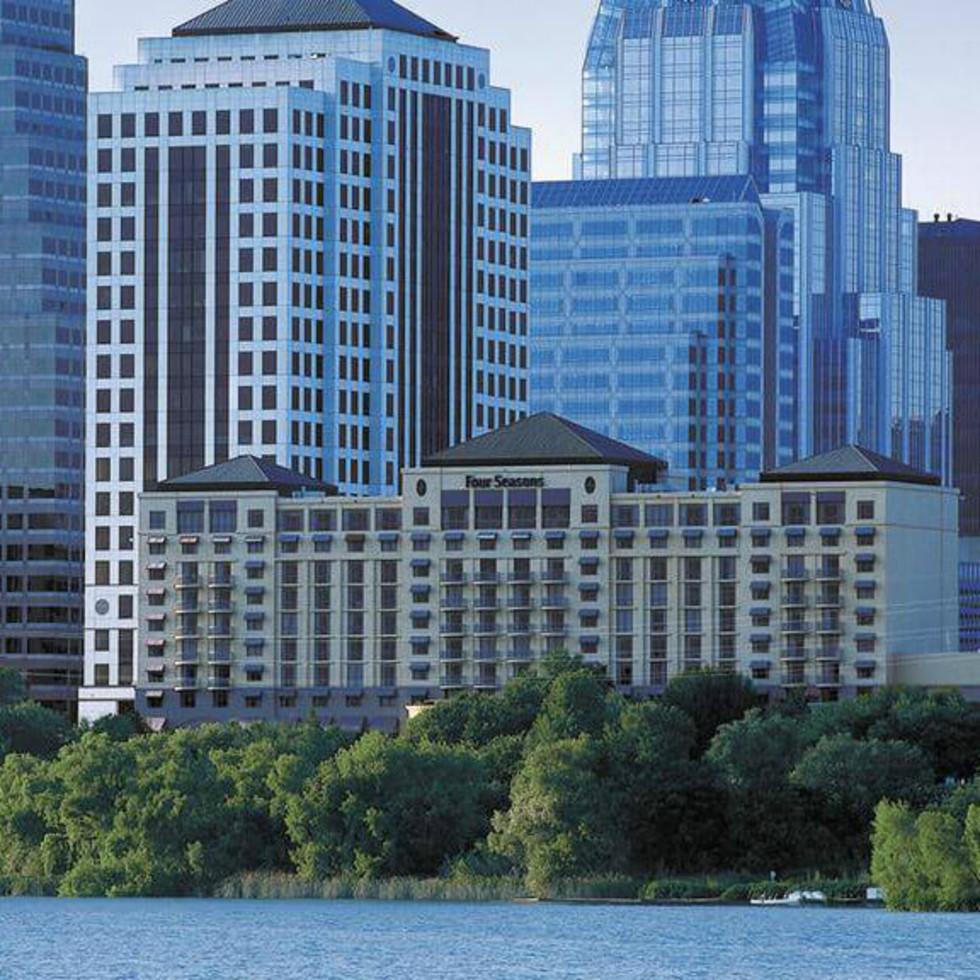 Four Seasons Austin Exterior
