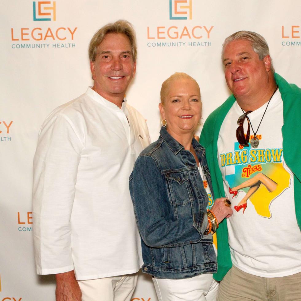 Legacy Mint Julep, July 2016, John Pettiette, Chree Boydstun, Keith Dodd
