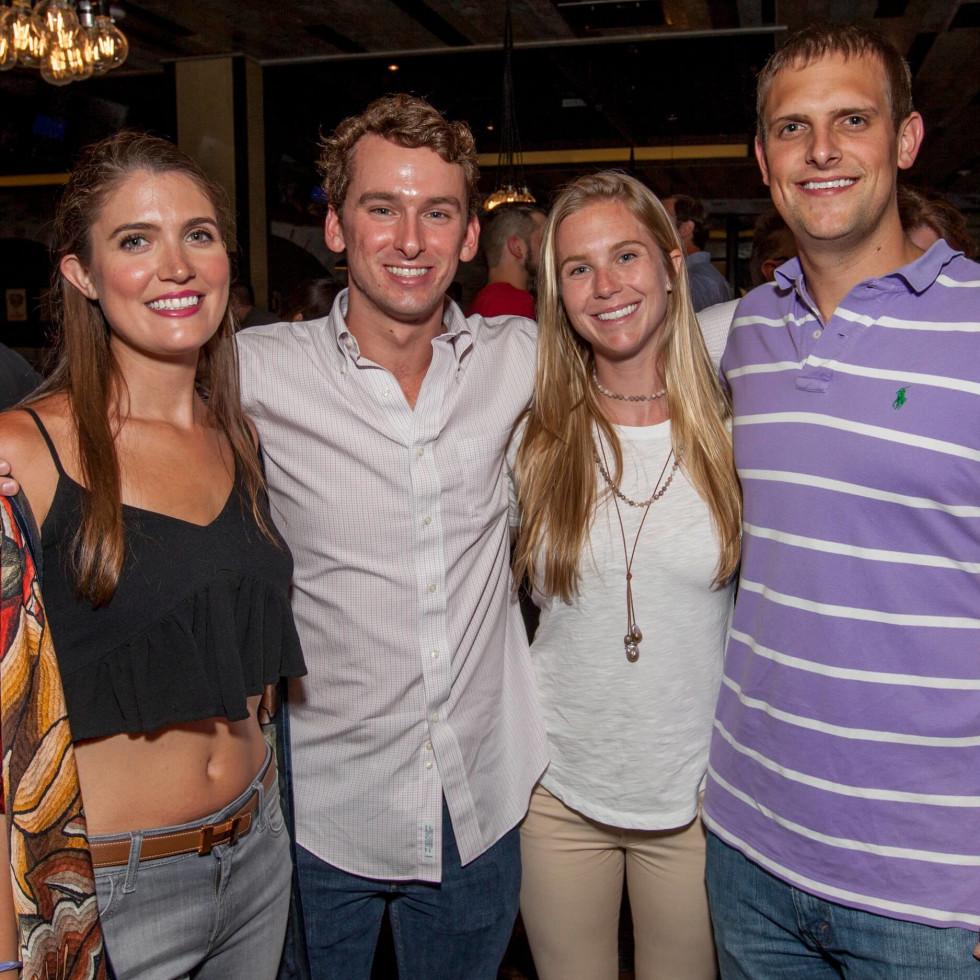 Bowl & Barrell, 7/16, Anne Elizabeth Daugherty, Hunter Comiskey, Reagan Hall, Kyle George
