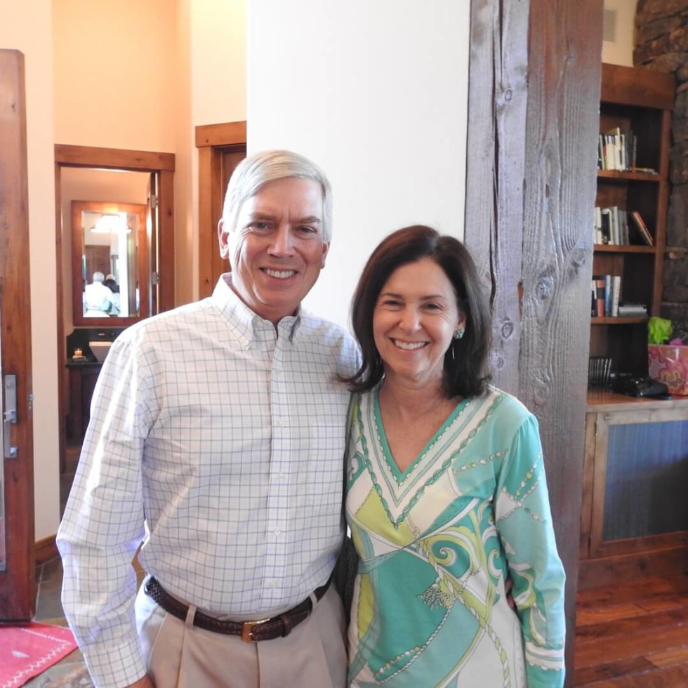 Carole and Bruce Bilger