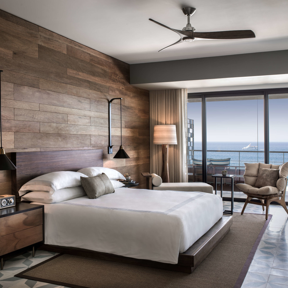 Guest suite at The Cape in Cabo San Lucas