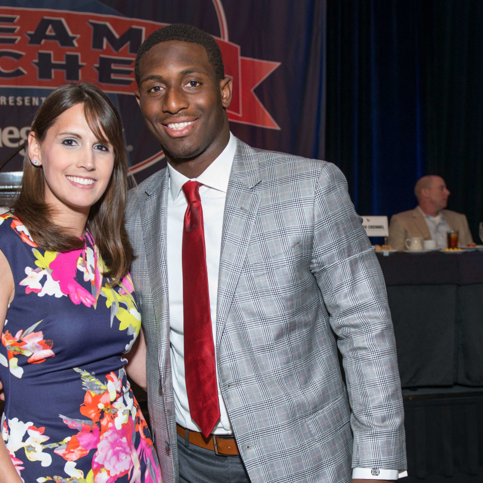 Texans Team Luncheon, 8/16