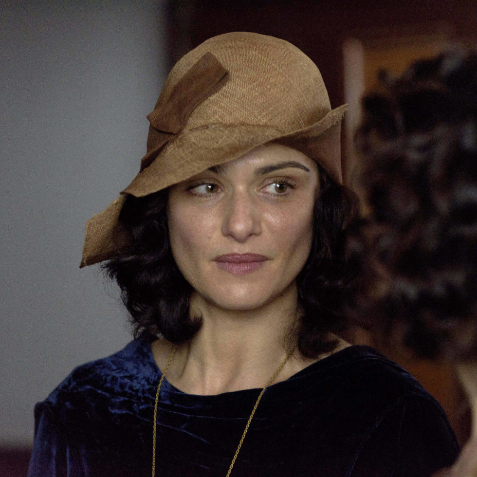 Rachel Weisz in The Light Between Oceans