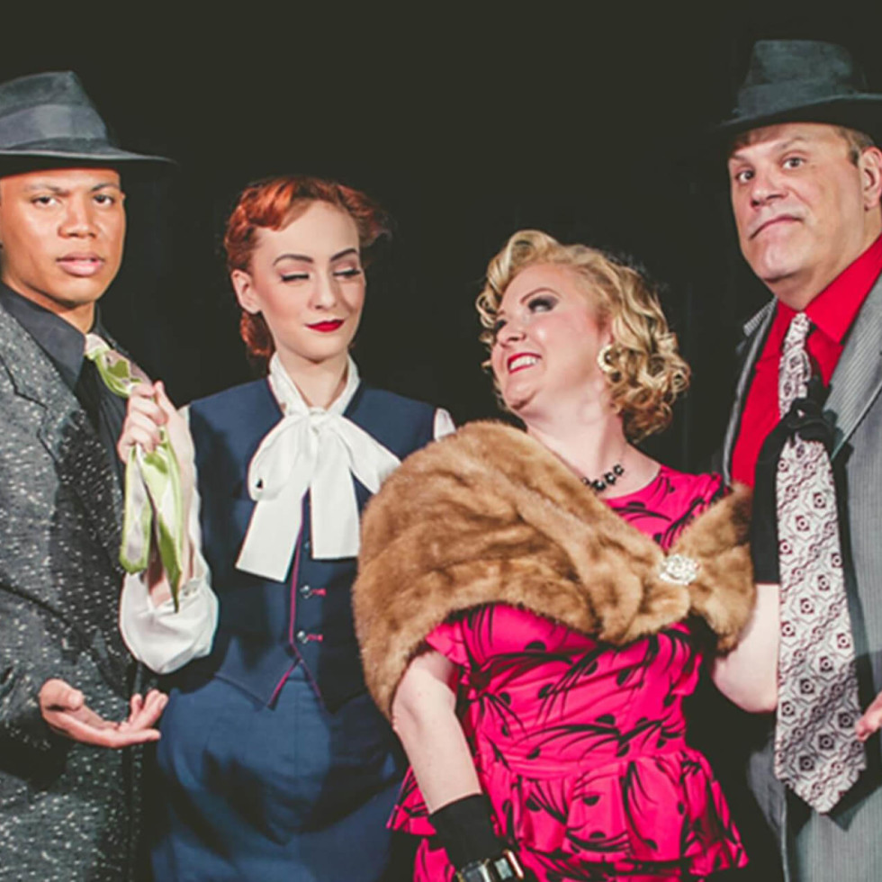 Theatre Arlington presents Guys and Dolls