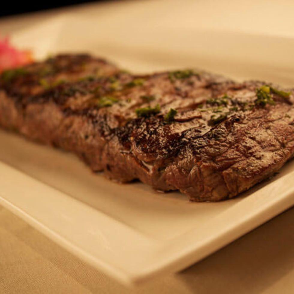 Churrascos, steak