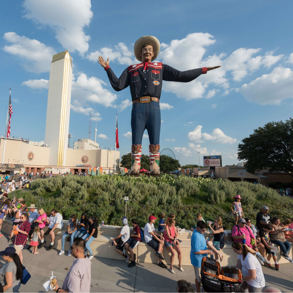 State Fair Big Tex