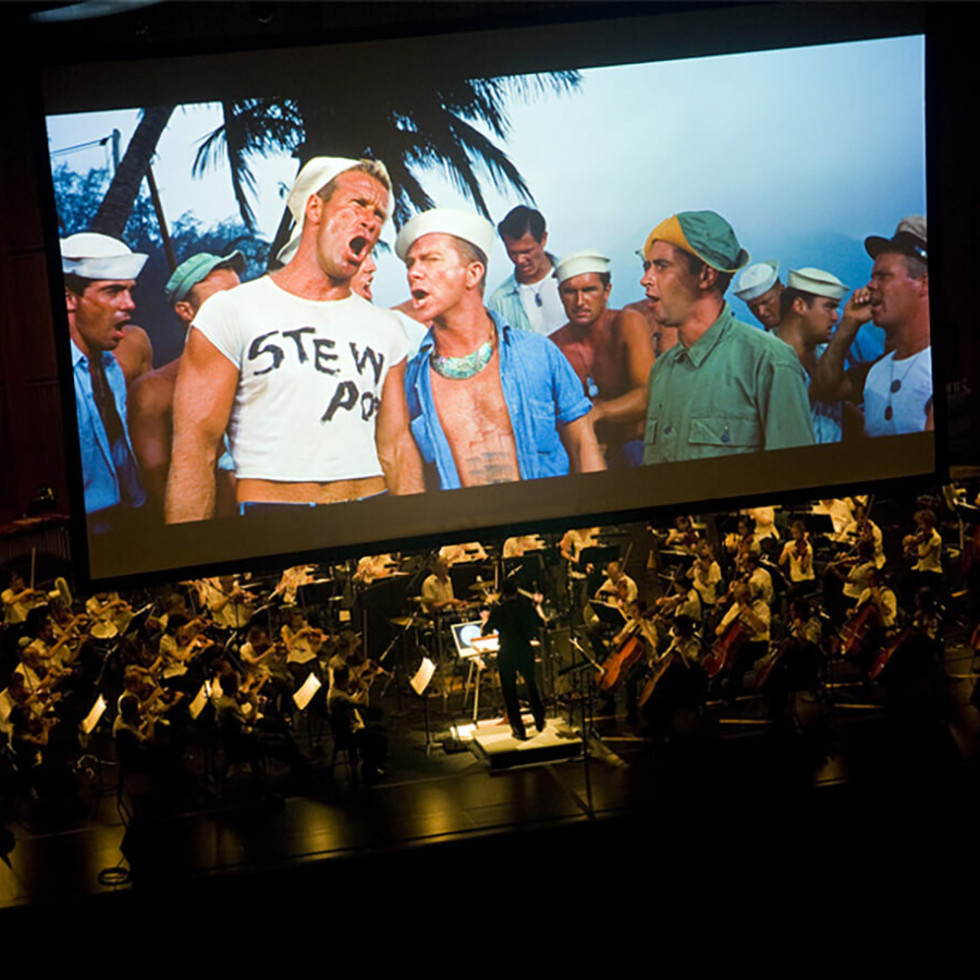 Fort Worth Symphony Orchestra presents Rodgers & Hammerstein at the Movies