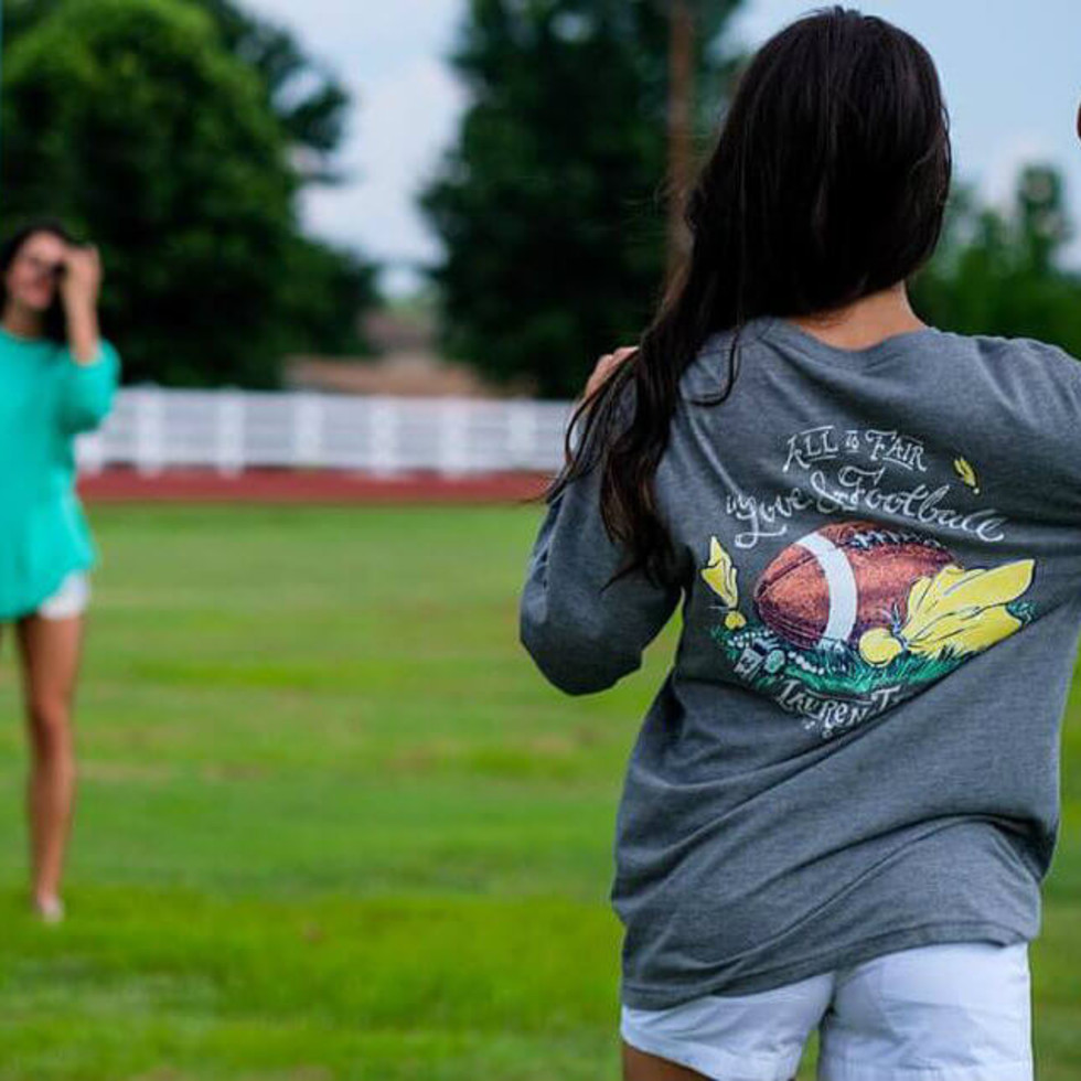 Lauren James football t-shirt