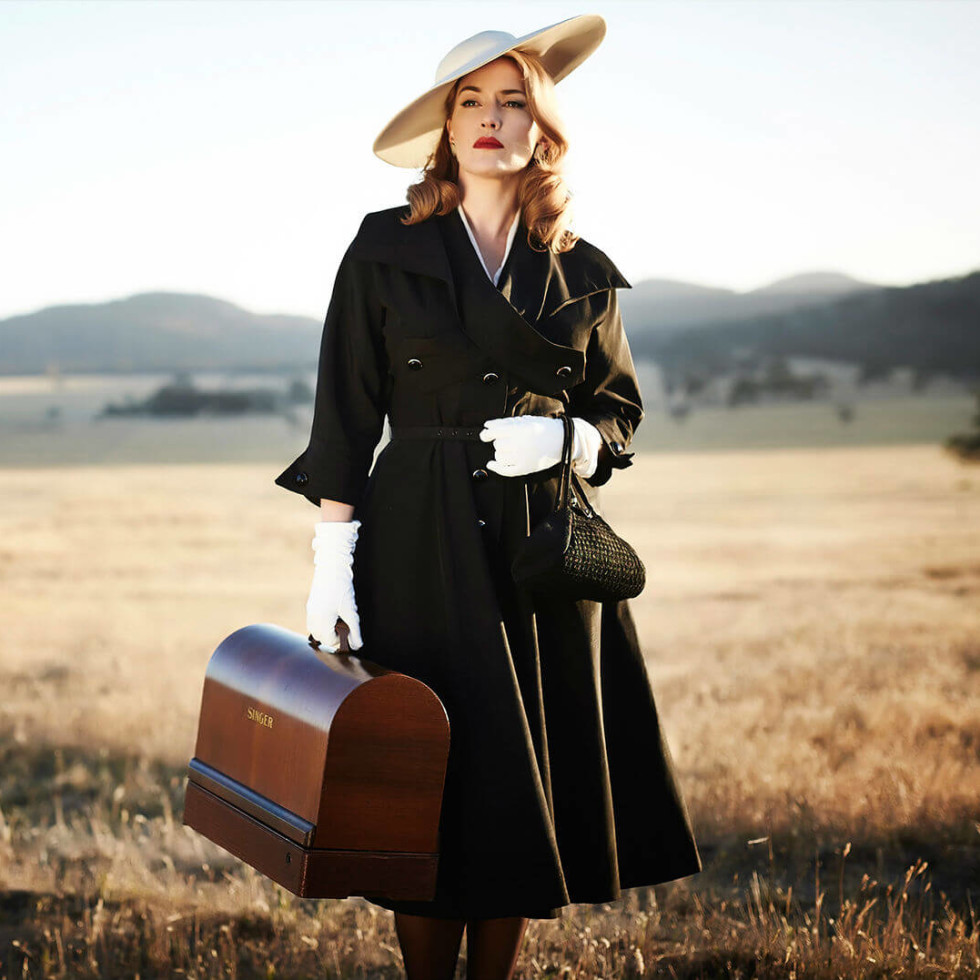 Magnolia at the Modern presents The Dressmaker