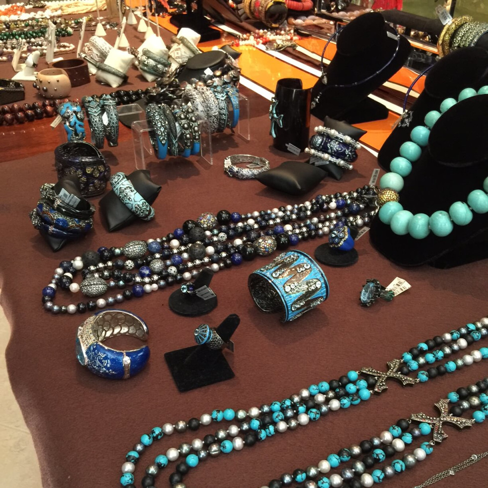 CAC luncheon 9/16, Matthew Campbell Laurenza,  jewelry