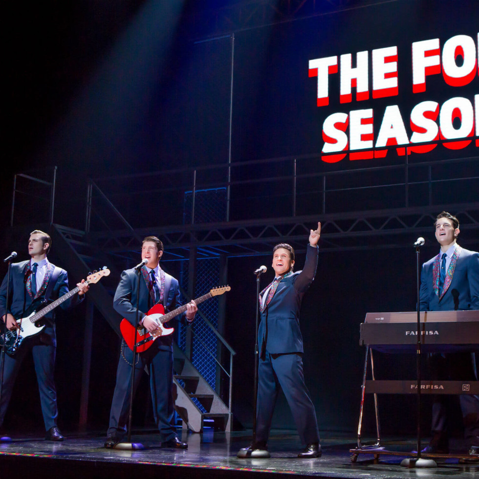 Broadway at the Hobby Center presents Jersey Boys
