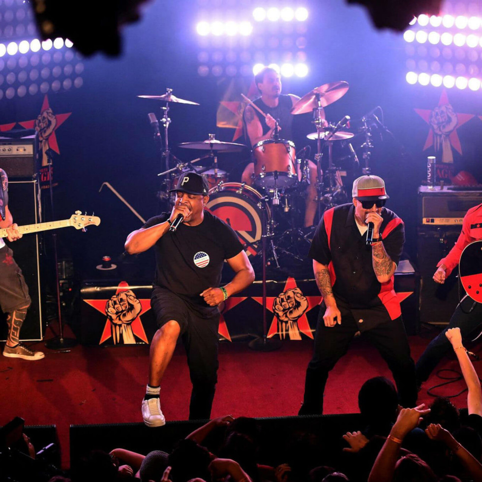 The Prophets of Rage