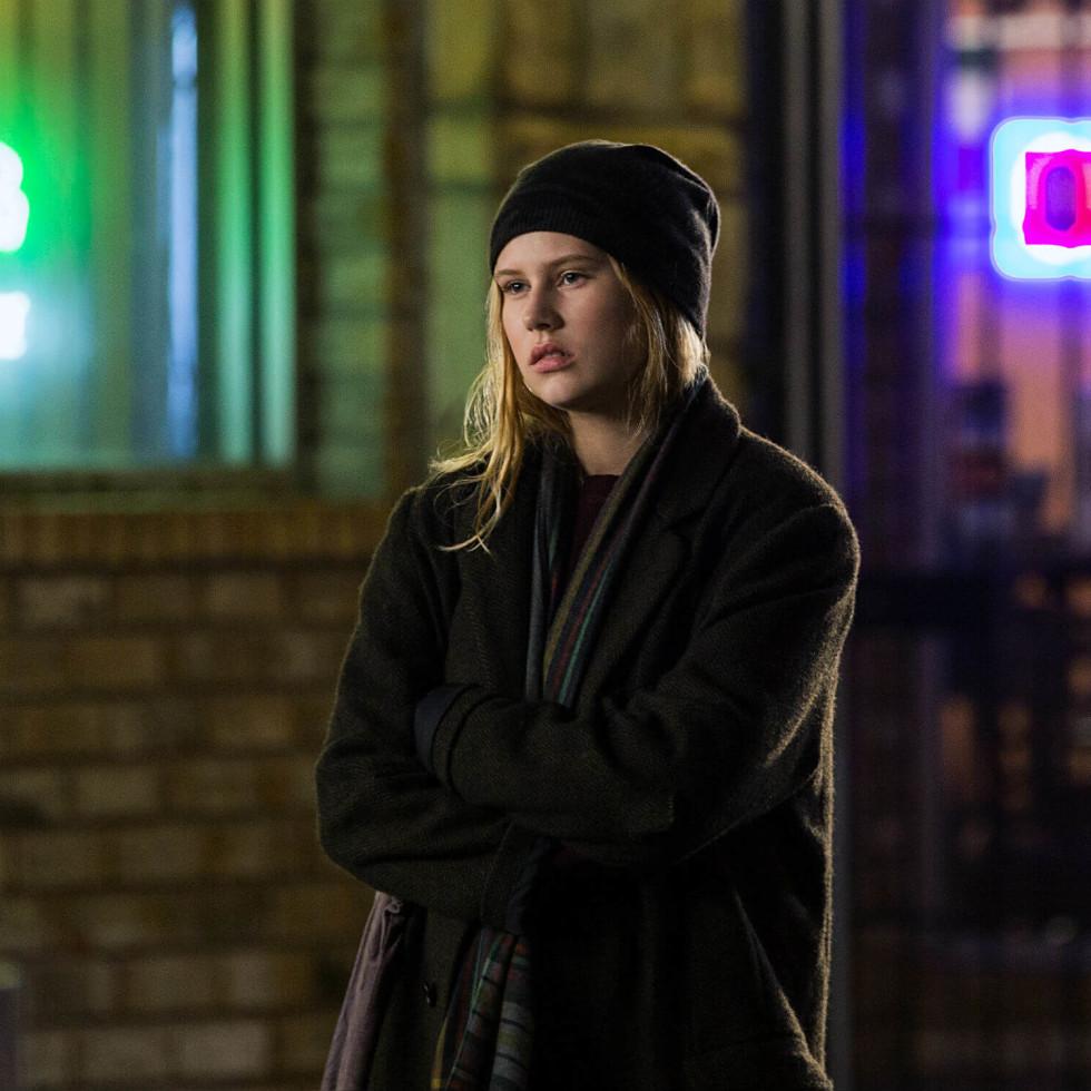 Danika Yarosh in Jack Reacher: Never Go Back