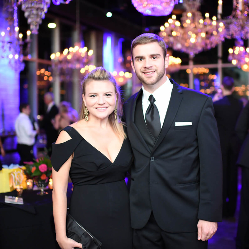 Jungle Book Gala, Britt Guarglia, Rusty Sewell