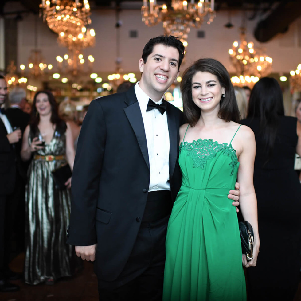 Jungle Book Gala, justin Lapoten, Alix Udelson