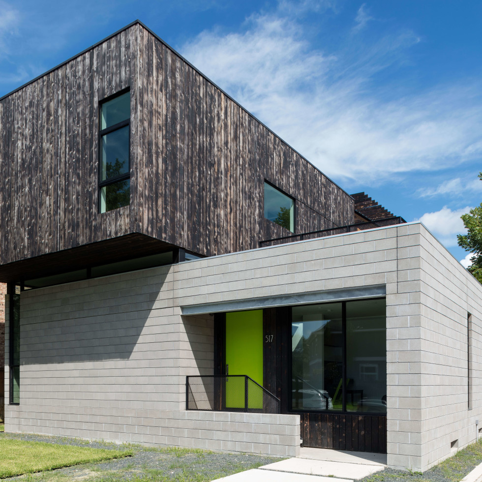 AIA Houston Home Tour 517 Winslow