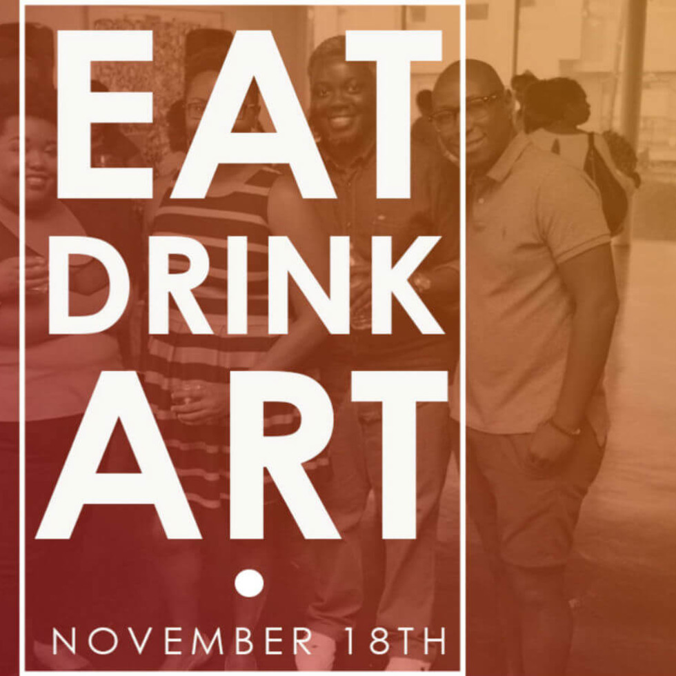 Houston Museum of African American Culture presents Eat.Drink.Art. Fashion Show