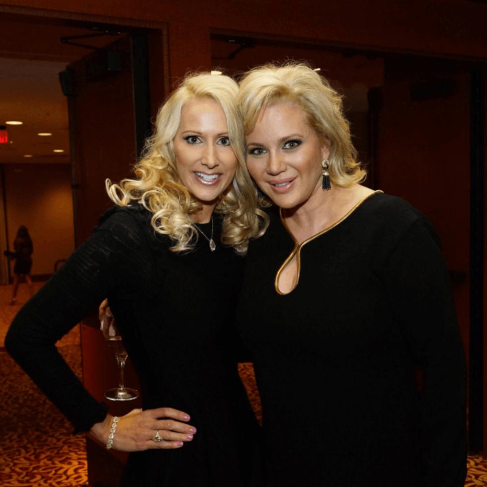 K9s4COPs Unleashed Gala, Laurie Krohn, Kristi Schiller