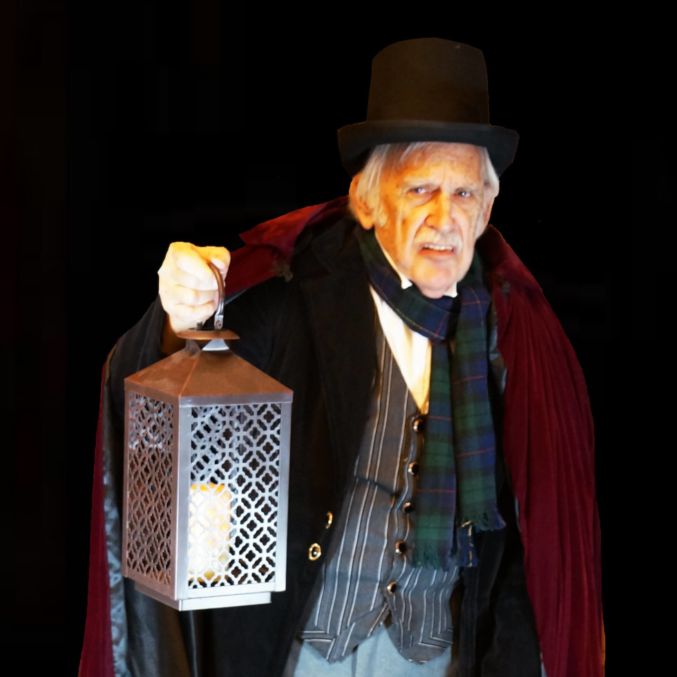 Stolen Shakespeare Guild presents A Christmas Carol