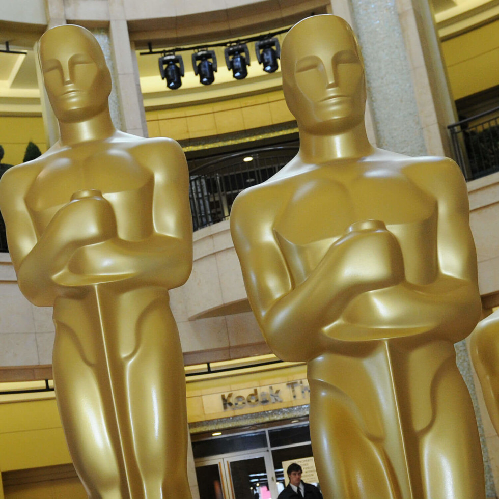 News_Oscars_trophies_By MARK RALSTON