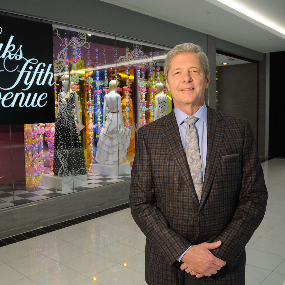 Bobby Dees Saks Fifth Avenue Galleria VI