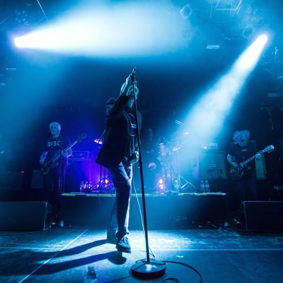 The Jesus and Mary Chain at Day for Night