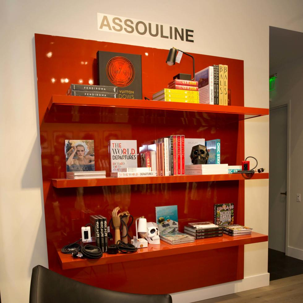Forty Five Ten Houston River Oaks District Assouline book section