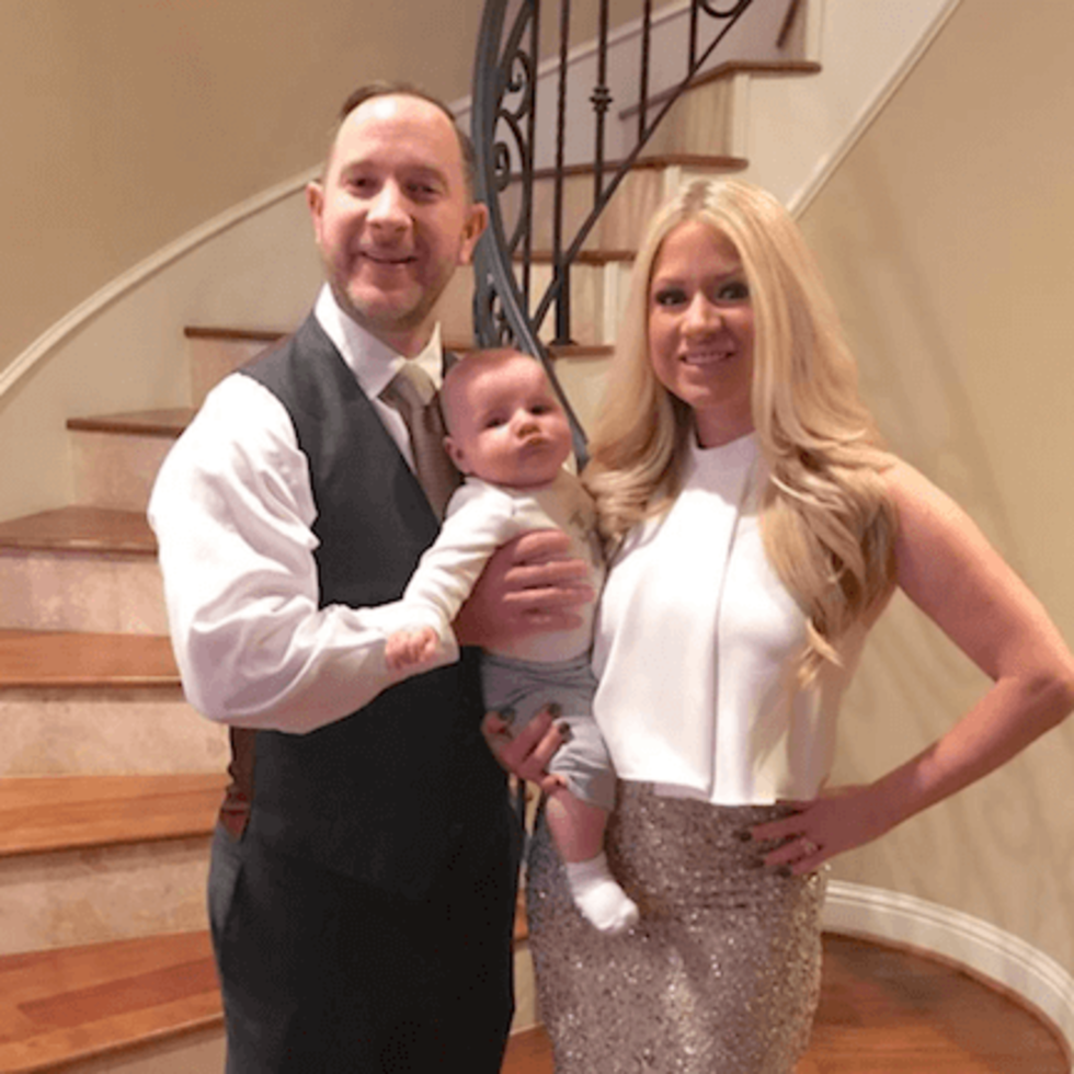 Married to Medicine Houston Rachel, James and baby