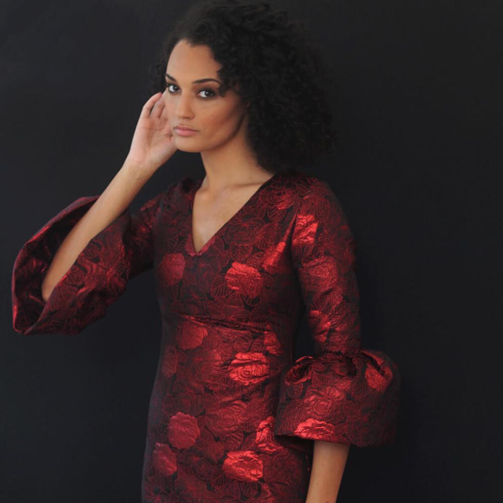 Chloe Dao Dress/Launch HTX