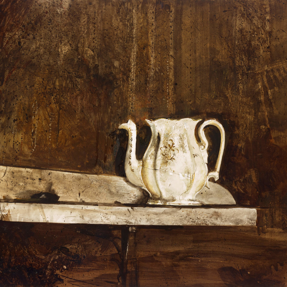 Two Centuries of American Still-Life Painting: Andrew Wyeth