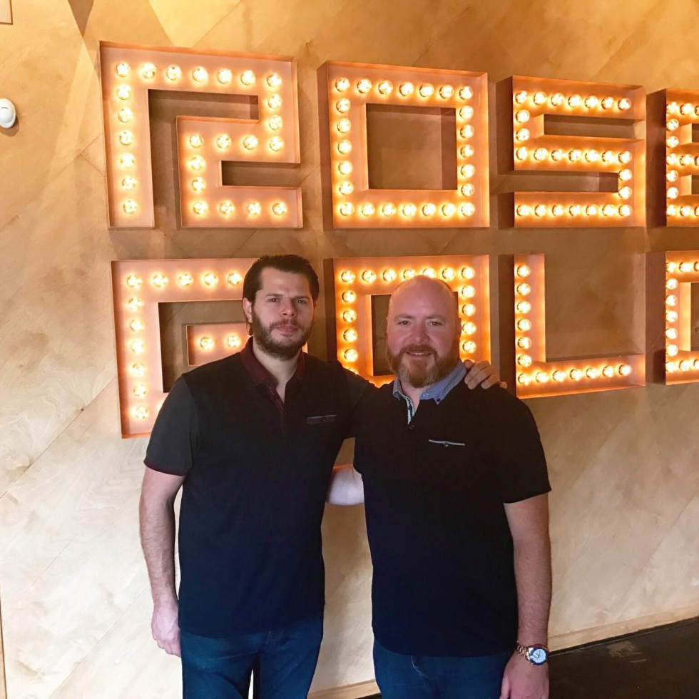 Rose Gold Midtown Jason Lowery Michael Collins