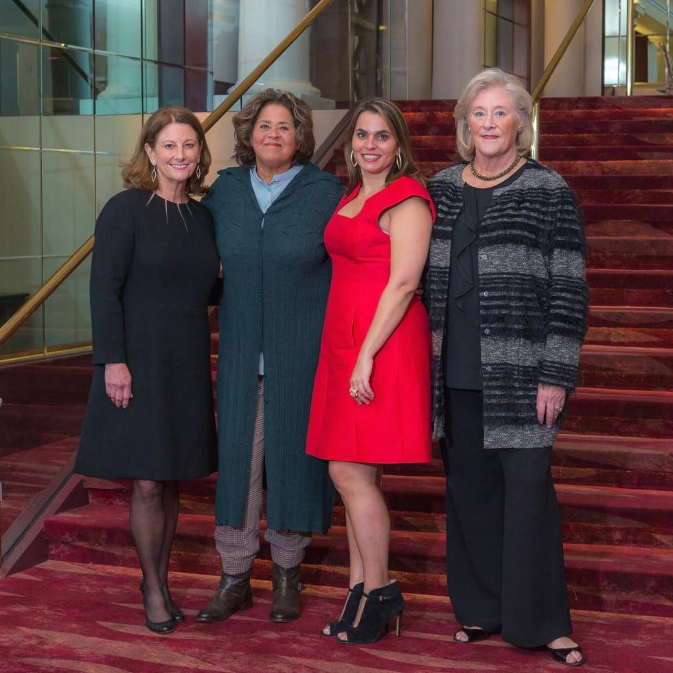 An Evening with Anna Deavere Smith: NJ Pierce, Anna Deavere Smith, Amy McGuire, Nancy Dunlap