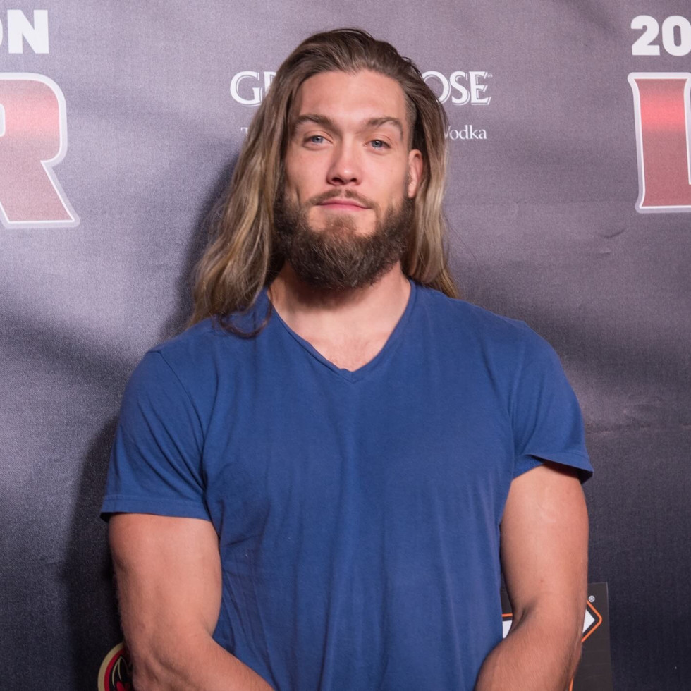 Bryan Braman at Leather and Laces Friday night
