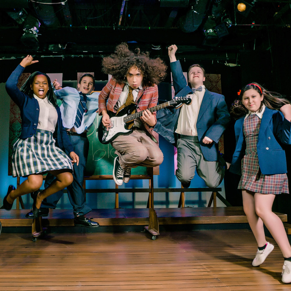 Theatre Arlington presents School of Rock