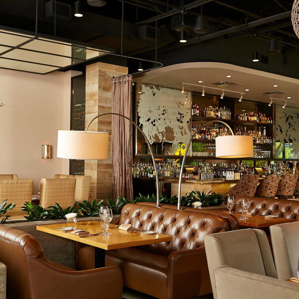 Oak restaurant in Dallas