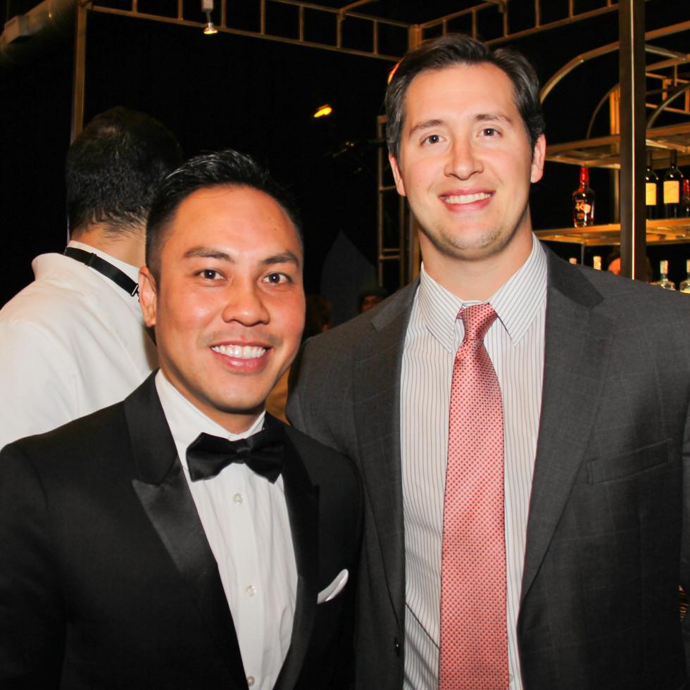 Houston, Black Tie Boxing Benefiting Lone Survivor Foundation, Feb 2017, Vu Truong, Luke Fertitta
