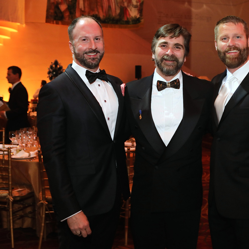 Houston, Ballet Ball social story, March 2017, Tony Bradfield, Stanton Welch AM, Kevin Black