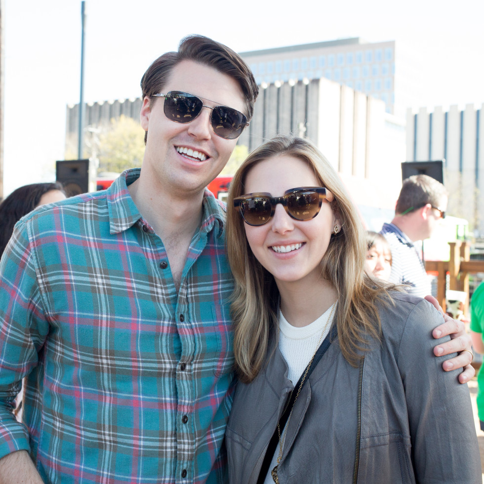 Houston, Casa de Esperanza 7th Annual Chili Cook-off, March 2017, Mitchell Currie, Katie Currie