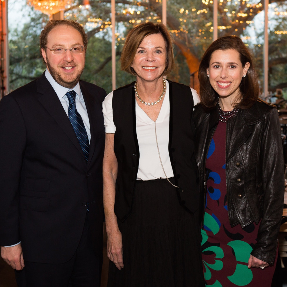UTHealth Children's Learning Institute's fifth annual tasting dinner, Neil and Jennifer Wizel,Susan Landry