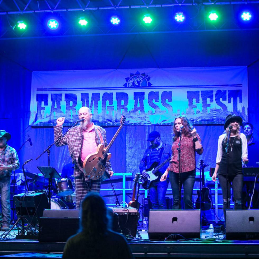 Shinyribs at Farmgrass Fest